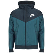 Nike Men's Windrunner Jacket - Navy/Blue