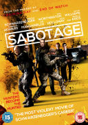 DVDs Sabotage