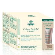 NUXE Crème Fraiche® de Beauté Normal Skin with Mini Nuxellence (15ml)