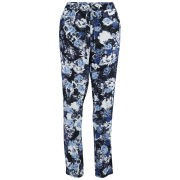 Twist & Tango Women's Nala Trousers - Blue Flower