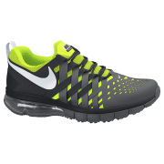 Nike Men's Fingertrap Max Trainers - Black/Yellow