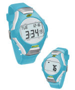 Skechers Wrist Band Watch & Heart Rate Monitor - Teal