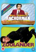 Anchorman / Zoolander