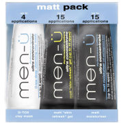 men-u Matt Pack (3 Products)