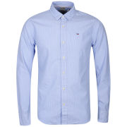 Tommy Hilfiger Men's Thomas Long Sleeve Shirt - Classic White