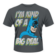 DC Originals Men's T-Shirt - Batman Big Deal