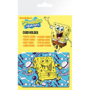 Spongebob Doodle - Card Holder