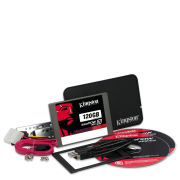 Kingston 120GB Solid State Drive V300 SATA 3 with Adapter & Upgrade Bundle Kit