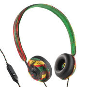 House of Marley Harambe Headphones - Rasta