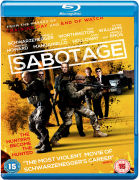 Blu-Ray Sabotage (Includes UltraViolet Copy)