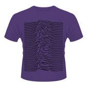 Ultrakult Men's T-Shirt - Purple Unknown Waves