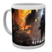 Titanfall Militia Pilot Mug