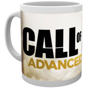 Call of Duty Advanced Warfare Logo Mug