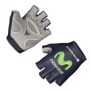 Movistar 2015 Team Replica Mitts - Blue