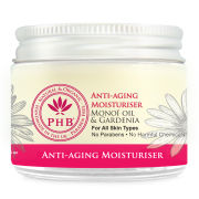 PHB Ethical Beauty Anti-Aging Moisturiser with Monoi Oil & Gardenia