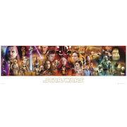 Star Wars Complete - Door Poster - 53 x 158cm