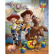 Toy Story 3 - Mini Poster - 40 x 50cm