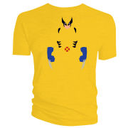 Wolverine Vector T-Shirt - Yellow