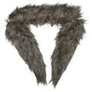 Unreal Fur Women's Niche Stole - Natural