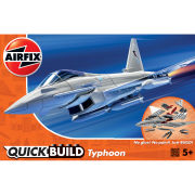 Airfix Quick Build Euro Fighter Typhoon