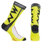 Northwave Men's Extreme Tech Plus Socks - Yellow