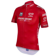 Santini Giro d'Italia 2015 Sprinter Short Sleeve Jersey - Red
