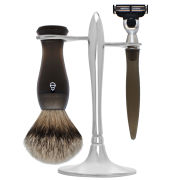 eShave T-Stand Shave Set Smoke