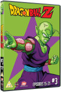 Dragon Ball Z - Season 1: Part 3 (Episodes 15-21)