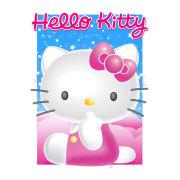 Hello Kitty Stars - Lenticular Poster - 47 x 67cm