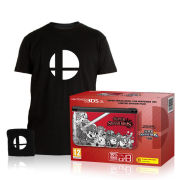 Super Smash Bros. for Nintendo 3DS Limited Edition Console Pack (T-Shirt Extra Large)