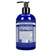 Dr. Bronner Organic Shikakai Spearmint Peppermint Hand Soap (356ml)