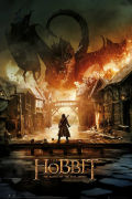 The Hobbit Battle of Five Armies Smaug - Maxi Poster - 61 x 91.5cm