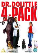 Dr. Dolittle - Quad Pack: Complete 1 - 4