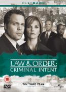 Law and Order: Criminal Intent - Seizoen 3