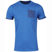 Conspiracy Men's Rodney T-Shirt - Marina Blue