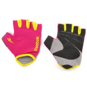 Reebok Fitness Gloves - Magenta