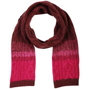 French Connection Ombre Cable Scarf