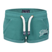 Tokyo Laundry Women's Lacey Shorts - Teal Blue