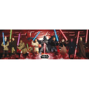 Star Wars Lightsabers - Door Poster - 53 x 158cm