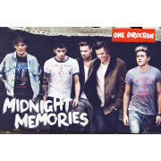 One Direction Midnight Memories - Maxi Poster - 61 x 91.5cm