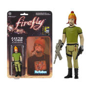 ReAction Firefly Jayne Cobb And Hat 3 3/4 Inch Action Figure