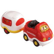 Vtech Toot-Toot Drivers - Convertible with Caravan