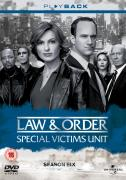Law And Order: Special Victims Unit - Season 6
