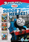 Thomas and Friends: Sodor's Heroes (Wobbly Wheels and Whistles / Lion of Sodor / Pop Goes Thomas)