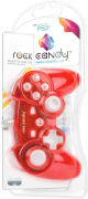 Rock Candy: PS3 Controller (Red) - Wired