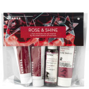 Korres Rose & Shine Kit