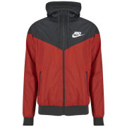 Nike Men's Windrunner Jacket - Red/Black