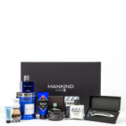 Mankind Limited Edition Shave Box