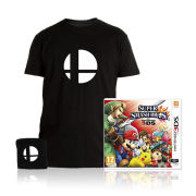 Super Smash Bros. for Nintendo 3DS Game Pack (T-Shirt Large)