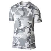 Nike Hypercool Wind Short Sleeve T-Shirt - White